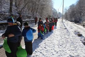 Tabara Iarna 2018